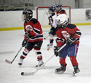 New Windsor, New York - Youth ice hockey on Saturday, Nov. 13, 2010.