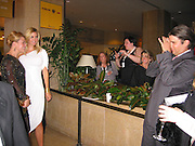Ivanka Trump being photographed by her brother Donald Trump Jr..InStyle and Warner Bros. Post 2007 Golden Globe Party - Inside.Beverly Hilton Hotel.Beverly Hills, CA, USA.Monday January 15, 2007.Photo By Celebrityvibe.com.To license this image please call (212) 410 5354; or.Email: celebrityvibe@gmail.com ;.Website: www.celebrityvibe.com