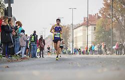 21km and 42km Run at Volkswagen 22nd Ljubljana Marathon 2017, on October 29, 2017 in Ljubljana, Slovenia. Photo by Damjan Koncar / Sportida