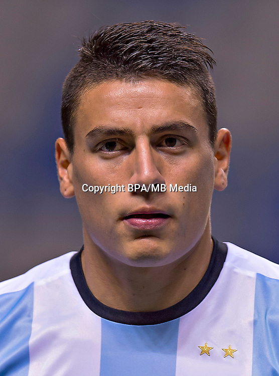 Fifa Men&acute;s Tournament - Olympic Games Rio 2016 - <br /> Argentina National Team -  <br /> Mauricio Martinez