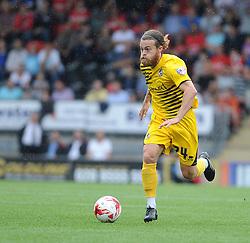 Stuart Sinclair of Bristol Rovers - Mandatory byline: Neil Brookman/JMP - 07966386802 - 29/08/2015 - FOOTBALL - Matchroom Stadium -Leyton,England - Leyton Orient v Bristol Rovers - Sky Bet League Two