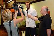 DESCRIZIONE : Trento Conferenza stampa palinsesto SKY Raduno Collegiale  Nazionale Italia Maschile <br /> GIOCATORE : Marco Belinelli<br /> CATEGORIA : conferenza stampa <br /> SQUADRA : Nazionale Italiana Uomini <br /> EVENTO :  Conferenza stampa palinsesto SKY<br /> GARA : conferenza stampa<br /> DATA : 30/07/2015 <br /> SPORT : Pallacanestro<br /> AUTORE : Agenzia Ciamillo-Castoria/R.Morgano<br /> Galleria : FIP Nazionali 2015<br /> Fotonotizia : Trento Conferenza stampa palinsesto SKY Raduno Collegiale Nazionale Italia Maschile <br /> Predefinita :