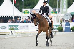 Bullimore Sarah, (GBR), Reve Du Rouet   <br /> Dressage - CCI4* Luhmuhlen 2016<br /> © Hippo Foto - Jon Stroud<br /> 17/06/16
