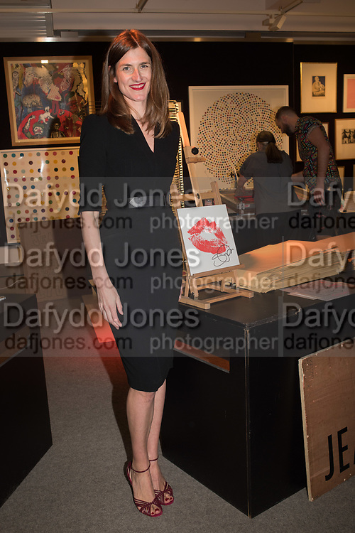 SARAH POPE, Preview evening  in support of The Eve Appeal, a charity dedicated to protecting women from gynaecological cancers. Bonhams Knightsbridge, Montpelier St. London. 29 April 2019