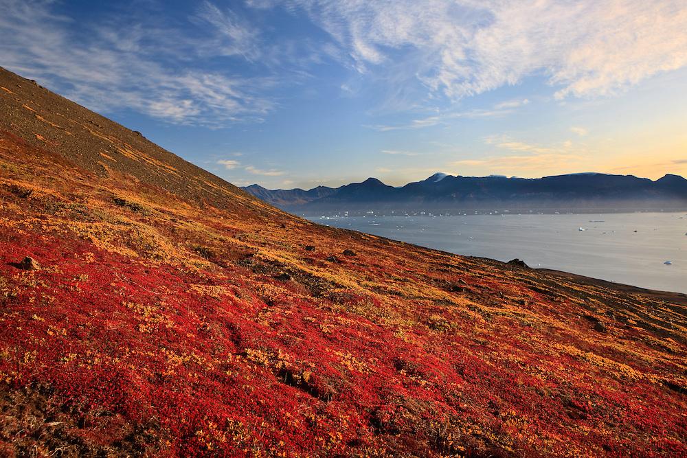 Landscape, Greenland