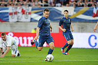 FOOTBALL - INTERNATIONAL FRIENDLY GAMES 2011/2012 - FRANCE v ICELAND - 27/05/2012 - PHOTO JEAN MARIE HERVIO / REGAMEDIA / DPPI - YOHAN CABAYE (FRA)