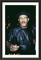 Roy Ayers<br /> Large A3 Museum-quality Archival signed Framed Print £350<br /> at Ronnie Sccots London 1998