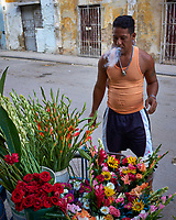 Cuban Cigar. Morning Walkabout in Old Havana. Image taken with a Leica T camera and 23 mm f/2 camera.