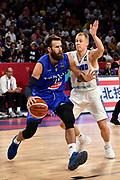Luigi Datome<br /> Nazionale Italiana Maschile Senior<br /> Eurobasket 2017 - Final Phase - Round of 16<br /> Finlandia Italia Finland Italy<br /> FIP 2017<br /> Istanbul, 09/09/2017<br /> Foto M.Ceretti / Ciamillo - Castoria