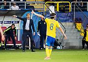 LUBLIN, POLEN 2017-06-19<br /> H&aring;kan Ericson under UEFA U21 matchen mellan Polen och Sverige den 19 juni p&aring; Arena Lublin, Polen.<br /> Foto: Nils Petter Nilsson/Ombrello<br /> Fri anv&auml;ndning f&ouml;r kunder som k&ouml;pt U21-paketet.<br /> Annars Betalbild.<br /> ***BETALBILD***