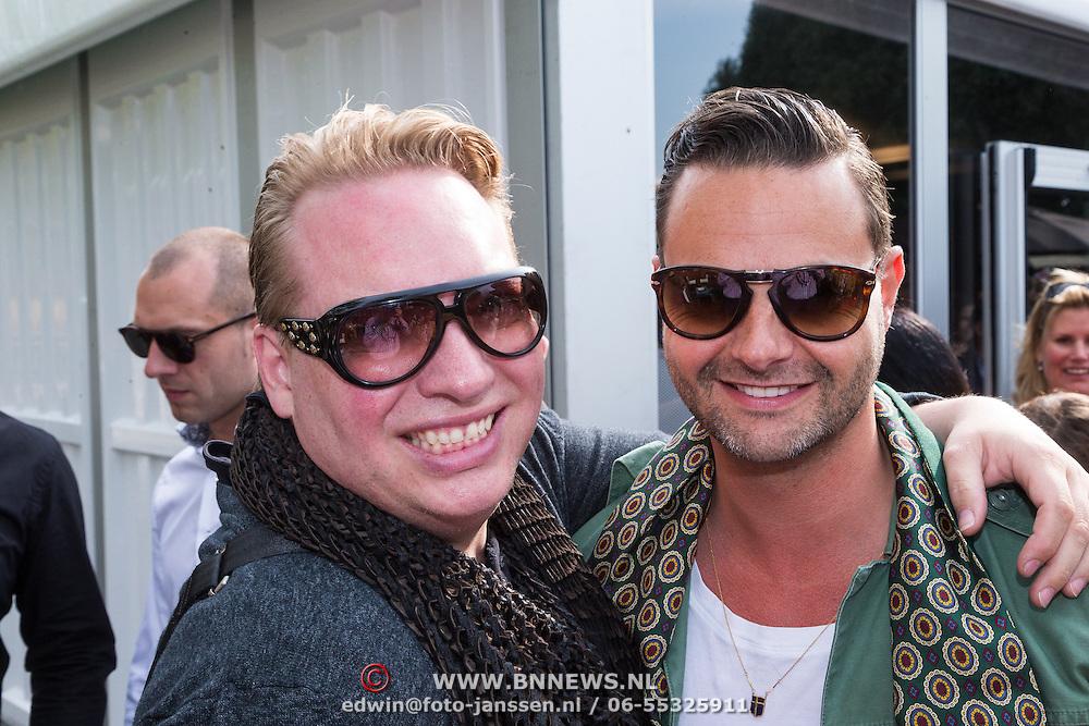 NLD/Amsterdam/20130708- AFW 2013 zomer, modeshow Claes Iversen, Mayday en Fred van Leer