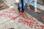 Anarquistas vandalizaron el MGAP