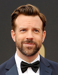 Jason Sudeikis arriving to the 2014 Oscars at the Hollywood and Highland Center in Hollywood, California, USA,  Sunday, 2nd March 2014. Picture by Hollywood Bubbles / i-Images<br /> UK ONLY