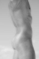 hot male nude torso