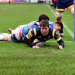 Worcester Warriors v Enisei-STM