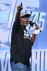Las Vegas, Nevada, USA - July 4, 2014: Burt Watson at the UFC 175 weigh-in's at the Mandalay Bay Events Center in Las Vegas, Nevada.  Ed Mulholland for ESPN