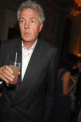 HENRY WYNDHAM at the Tatler magazine Summer Party, Home House, Portman Square, London W1 on 27th June 2007.<br />