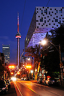 Ontario College of Art and Design, modern architecture, downtown Toronto, Ontario, Canada,