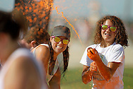 Colour Me Rad in Winnipeg, Red River Ex Grounds, Saturday, July 24. 2015.