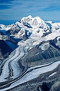 Alaska. Cantwell. Alaska Range.