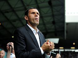 Sunderland Manager, Gustavo Poyet - Photo mandatory by-line: Joe Meredith/JMP - Mobile: 07966 386802 16/08/2014 - SPORT - FOOTBALL - West Bromwich - The Hawthorns - West Bromwich Albion v Sunderland - Barclays Premier League