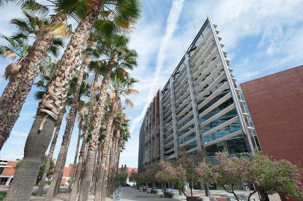 University of Arizona Campus buildings