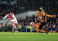 Arsenal v Hull City - FA Cup 3rd rnd - 04/01/2015