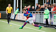 TILBURG - Daan Dullemeijer (SCHC) . Hoofdklasse hockey competitie Tilburg-SCHC (4-2). COPYRIGHT KOEN SUYK