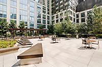 Courtyard at 60 Riverside Boulevard
