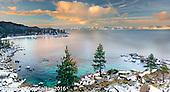 Lake Tahoe Panoramas