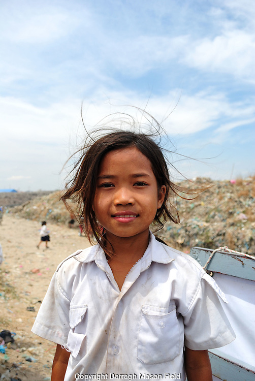 Smokey Mountain, the people of Stung Meanchey, Phnom Penh, Cambodia