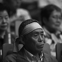 Faces of 3824 plaintiffs who sued Tepco and State for taking responsibilities of nuke disaster