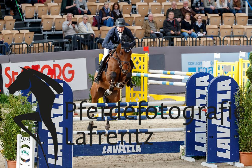 HEYER Joachim (GER), Doriano<br /> Neumünster - VR Classics 2018<br /> 1. Qualifikation Lavazza Youngster Tour<br /> © www.sportfotos-lafrentz.de/Stefan Lafrentz