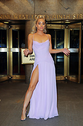 September 6, 2019, New York, New York, United States: September 5, 2019 New York City....Jasmine Sanders attending The Daily Front Row Fashion Media Awards on September 5, 2019 in New York City  (Credit Image: © Jo Robins/Ace Pictures via ZUMA Press)