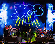 Yes at Five Point Theater in Irvine, California