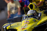 Motorsports - Sarah Fisher Racing Indy 500 - Indianapolis, IN