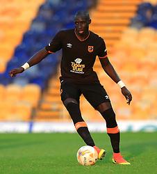 Mohamed Diame of Hull City  - Mandatory by-line: Matt McNulty/JMP - 19/07/2016 - FOOTBALL - One Call Stadium - Mansfield, England - Mansfield Town v Hull City - Pre-season friendly