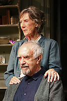 Jonathan Pryce, Dame Eileen Atkins, The Height of The Storm - Photocall, Wyndham's Theatre, London, UK, 04 October 2018, Photo by Richard Goldschmidt