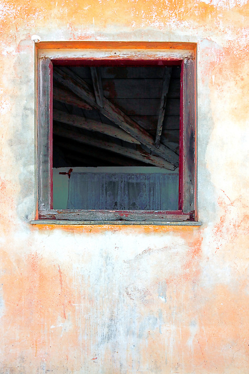 Window in Consolacion del Sur, Pinar del Rio Province, Cuba.