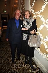 SIR TERENCE & LADY CONRAN at the Tatler Restaurant Awards, at the Langham Hotel, Portland Place, London n 10th May 2010.