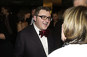 Alber Elbaz, Lanvin party, Harvey Nicholls,1 February 2006.  -DO NOT ARCHIVE-© Copyright Photograph by Dafydd Jones 66 Stockwell Park Rd. London SW9 0DA Tel 020 7733 0108 www.dafjones.com