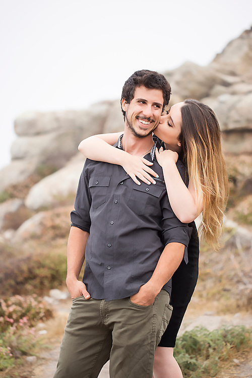 A&M Engagement at 17 Mile Drive in Carmel, California