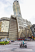 Grand Lisboa Hotel and Casino in Macau.