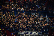 Tifosi <br /> A X Armani Exchange Olimpia Milano - Pallacanestro Cantu<br /> Basket Serie A LBA 2019/2020<br /> Milano 05 January 2020<br /> Foto Mattia Ozbot / Ciamillo-Castoria