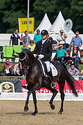 John Hvalsoe Saul - Sirikit 54<br /> FEI World Breeding Dressage Championships for Young Horses 2012<br /> © DigiShots