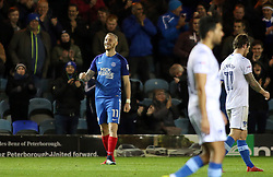 Marcus Maddison of Peterborough United celebrates his sides second goal of the game - Mandatory by-line: Joe Dent/JMP - 21/11/2017 - FOOTBALL - ABAX Stadium - Peterborough, England - Peterborough United v Portsmouth - Sky Bet League One