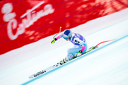 19.01.2018, Olympia delle Tofane, Cortina d Ampezzo, ITA, FIS Weltcup Ski Alpin, Abfahrt, Damen, im Bild Lindsey Vonn (USA) // Lindsey Vonn of the USA in action during the ladie' s downhill of the Cortina FIS Ski Alpine World Cup at the Olympia delle Tofane course in Cortina d Ampezzo, Italy on 2018/01/19. EXPA Pictures © 2018, PhotoCredit: EXPA/ Dominik Angerer