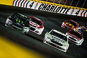 May 20, 2017: NASCAR Monster Energy All Star Race. 41 Kurt Busch, Monster Energy Ford, 4 Kevin Harvick, Busch Bucks Ford