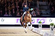 Anne Meulendijks - MDH Avanti<br /> The Dutch Masters - Indoor Brabant 2018<br /> © DigiShots