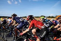 Juliette Labous (FRA) in the bunch during Ladies Tour of Norway 2019 - Stage 2, a 131 km road race from Mysen to Askim, Norway on August 23, 2019. Photo by Sean Robinson/velofocus.com